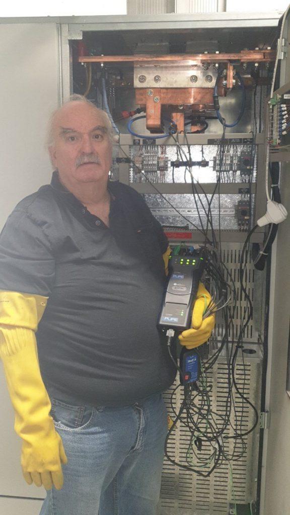 מהנדס יועץ חשמל ובקרה
